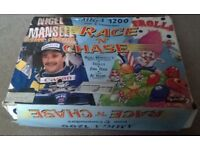 Rare Amiga 1200 Race n Chase set - Reconditioned