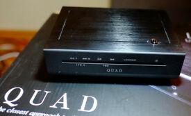 Quad Link D-1 USB Digital - Analogue Converter (DAC), Boxed and mint