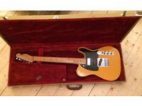Fender Telecaster Frankenstein Custom