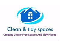 Clean & Tidy Spaces