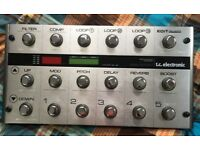 TC Electronic G-System Guitar Effects Unit