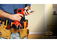 Experienced handyman required for a vibrant serviced apartment company.