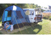 Drive away awning by Andes Bayo