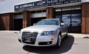 2007 Audi A6 3.2L AWD QUATTRO LOW KMS