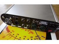 Ashdown MiBass 220 Bass Guitar Amp Head - Boxed (as new c/w instruction manual)