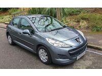 Peugeot 207 1.4 HDi S 5dr (a/c) 2009 (59 Reg) - TURBO DIESEL, £30 ROAD TAX, Cheap to maintain