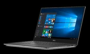 DELL XPS 9560: I5-7300HQ - 8GB RAM - 256 SSD - 15'' UHD 4K TOUCH - GTX1050 4GB - WIN 10 - WARRANTY 1 YEAR - REFURBISHED