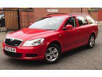 2012 £20 road tax Skoda Octavia 1.6 TDI estate 3 months warranty