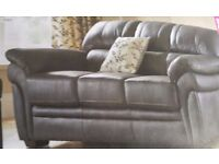 Brand New 3seater Sofa Available - Brown