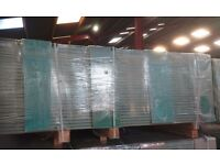 Plasterboard Sheet Size - (9.5mm; 12.5mm) [6'x3' & 8'x4' - 2400/1800*1200] DELIVERY - FREE