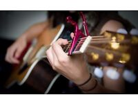 Electric and Acoustic Guitar Lessons in London