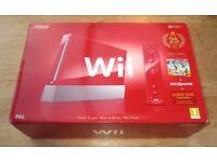 Nintendo Wii – Super Mario Bros. 25th Anniversary Edition, Boxed