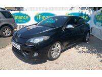 CAN'T GET CREDIT? CALL US! Renault Megane 1.6 16v Dynamique TomTom, 2013- £200 DEPOSIT, £37 PER WEEK