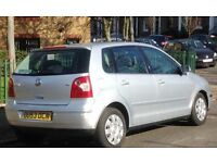 Volkswagen Polo 1.4 SE 5dr,Automatic, Hpi clear,Reverse Parking Sensor,Full service History
