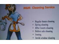 House cleaning. Let spring into your house all year long
