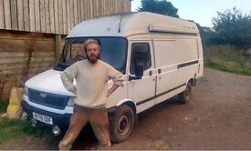 Young Man & Old Van-- Removals, Student Moves, Furniture Pick-ups, Trips to IKEA