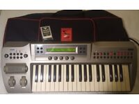 KORG PROPHECY SOLO KEYBOARD SYNTHESIZER + SRC-512 MEMORY CARD