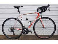 as-new Cube Agree GTC Ultegra Carbon Road Bike RRP £2000+Receipt / giant specialized trek felt bmc