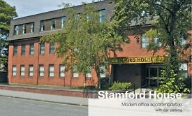 5-6 Person Private Office Space in Sale, Greater Manchester, M33 | From £123 per week