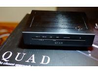 Quad Link D-1 USB D/A Converter (DAC), Boxed and mint