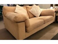 Two Comfy Habitat Sofas for £50