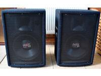 PA Speakers (Pair)