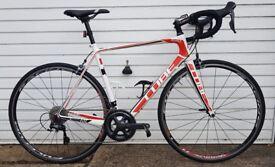 as-new Cube Agree GTC Ultegra Carbon Road Bike RRP £2000+Receipt / giant specialized trek felt bmc
