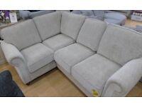 Finley Cream Corner Sofa