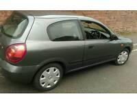 Nissan Almera 2003 * 12 Months MOT*