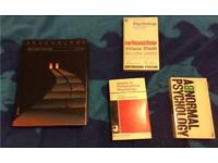 Psychology books 4 of