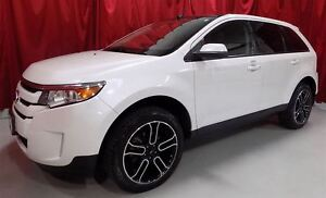 2014 Ford Edge SEL...LEATHER..NAVIGATION!!!