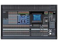 Yamaha PM5D Mixing console + Extra Digital cards