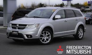 2011 Dodge Journey R/T! AWD! LEATHER! ONLY $69/WK TAX INC. $0 DO