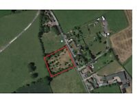 Herefordshire - Residential Development Site with outline planning - Click for more info