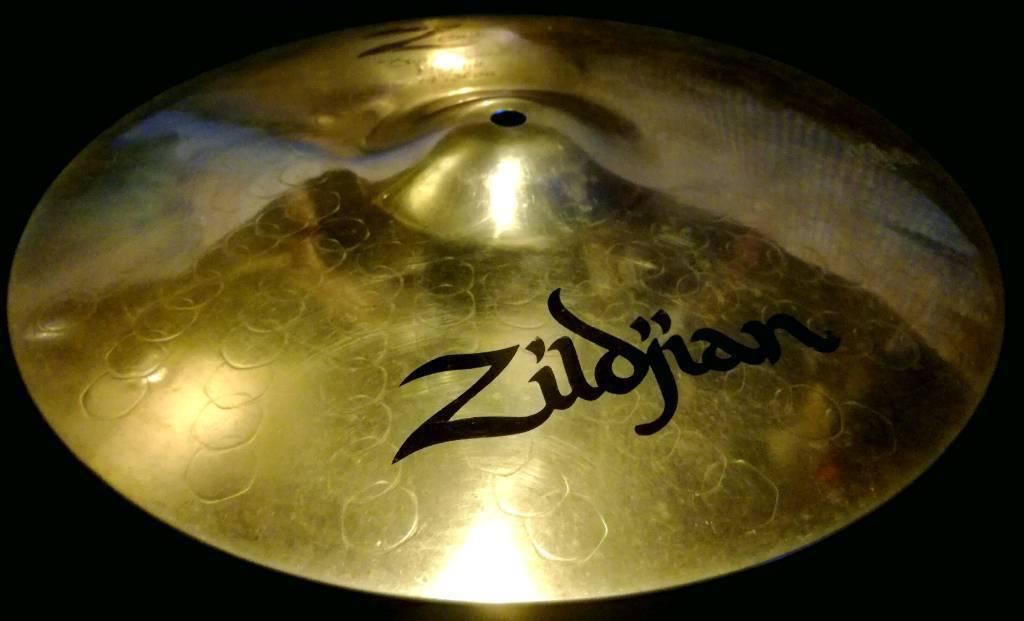 78c470bbb78 Zildjian Z Custom Dyno Beat Hi Hat Cymbal