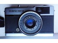 Olympus Trip camera
