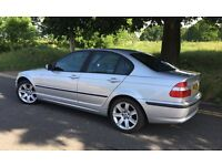 BMW 3 SERIES 320d (Great Diesel Runner) SPORTS SEATS