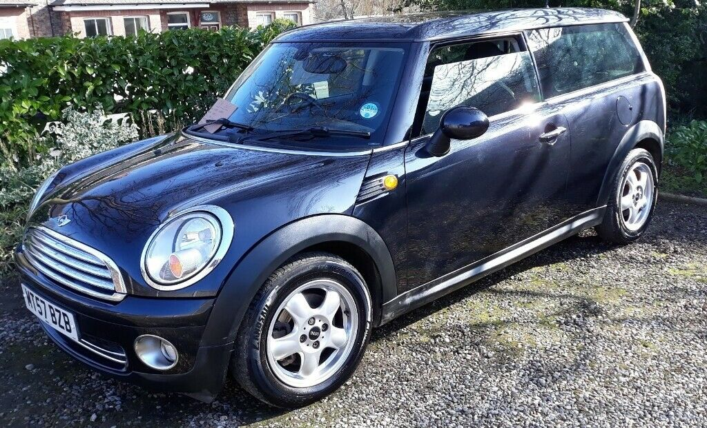 Mini Cooper Clubman 2008 16 Manual In Haxby North Yorkshire