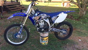 URGENT SALE. YAMAHA YZ450F 2008 Caboolture South Caboolture Area Preview