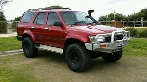 4runner SR5 V8 Toyota Seaford Frankston Area Preview