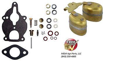 Zenith Carburetor Kit Float Ih Farmall 130 140 200 230 240 330 340 404 Super A
