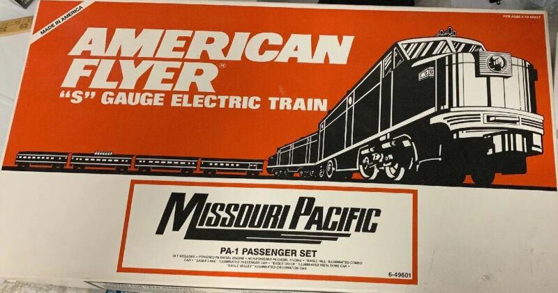American Flyer 6-49601 MISSOURI PACIFIC S gauge Train Set NEW IN BOX