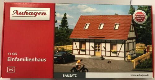 Auhagen 11455 Gauge H0 Single Family Home # New Original Packaging #