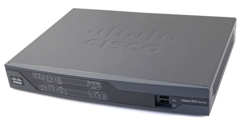 Cisco891-k9-v02 Cisco 890 Integrated Service Router, 8-port 10/100mbps