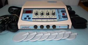 Advanced Electrotherapy Physiotherapy Pain Therapy Machine 4 channel JGRTI874698