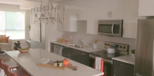 NEW MODERN TOWNHOUSE FOR RENT - 3 BEDROOMS/4 BATHS