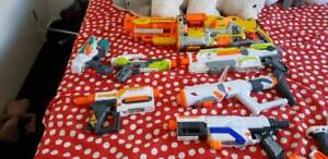 Nerf Guns, Great Condition.