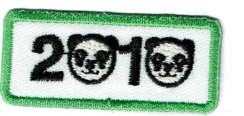Girl Scout product sales patch - 2010