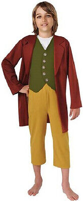 Bilbo Baggins Hobbit Lord of the Rings Fancy Dress Up Halloween Child Costume - Dress Up Lord Of The Rings