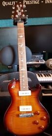 PRS SE 245 electric guitar (mint condition - pro setup)